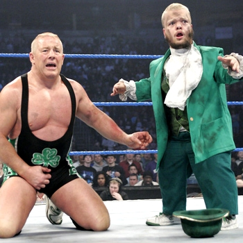 Finlay and Hornswoggle